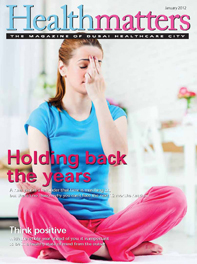Positive Thinking 2012: Psychology in Dubais Health Matters