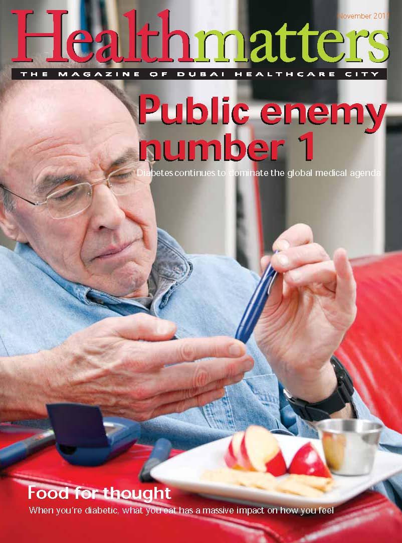Healthmatters: Diabetic Neuropathy in Dubai