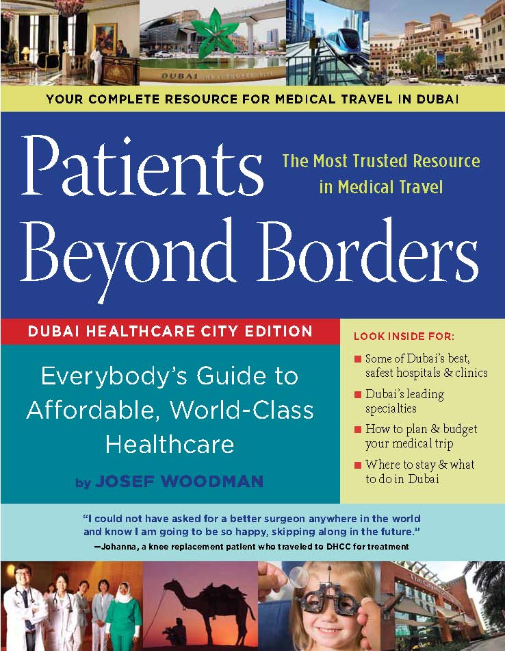 "German Neuroscience Center Dubai featured clinic in the ""world's most trusted book for international medical and health travel"""