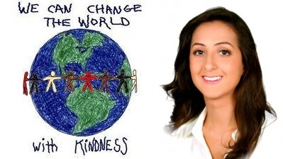 Today is World Kindness Day November 13