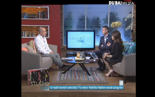 Dubai One TV: Being a successful Expat with Jared Alden