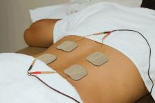 التحفيز الكهربائي للعصب عبر الجلد