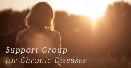 Free Support Group for chronic diseases