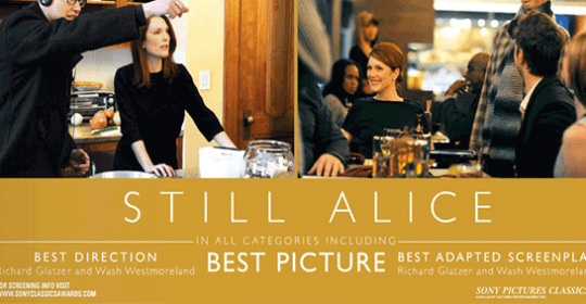GNC sponsors film screening of the Hollywood blockbuster 'Still Alice'