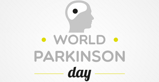 Hurry up, today is WORLD PARKINSON DAY