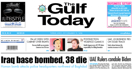 Counterfeit drugs in the UAE – GulfToday feat. Dr. Jacobs