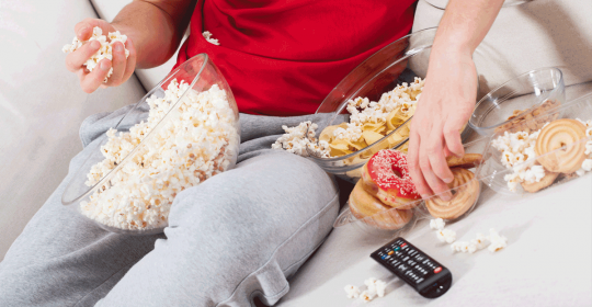 Being a lazy couch potato makes you dumb – now we have proof