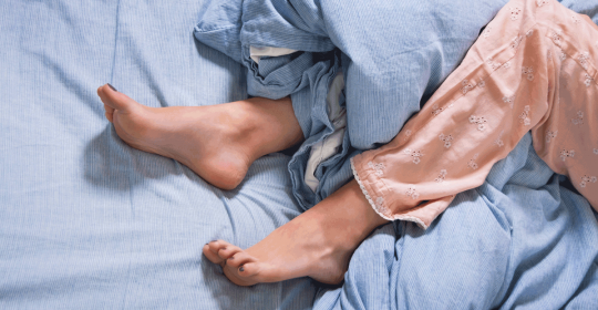 Restless Legs Syndrome | The sleep killer is a risk of early death, too