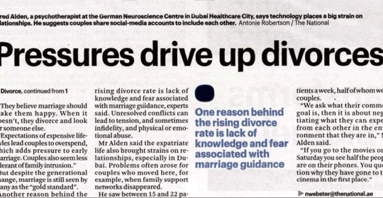 Explaining increasing UAE divorce rate | The National feat. GNC experts