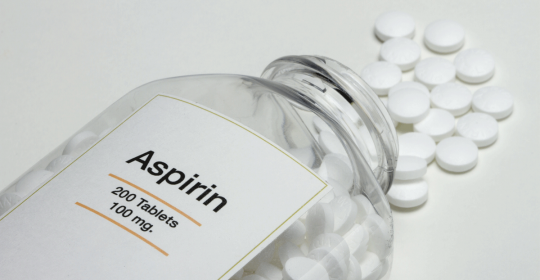 Could Aspirin Protect Against Alzheimer's And Parkinson's?