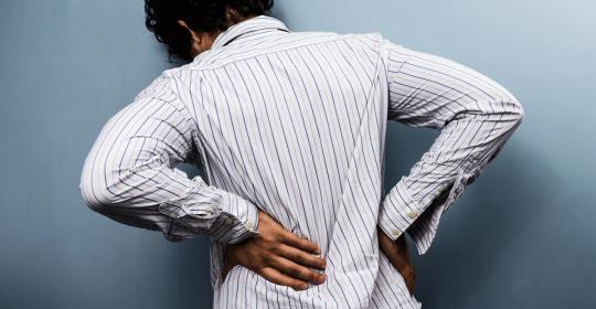 Having Back Pain? Taking Morphine Pain Killers? Your Brain May Shrink Soon!