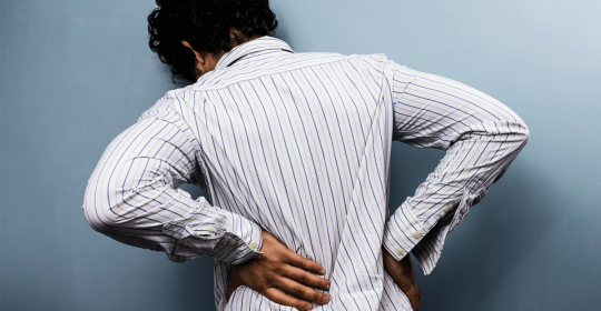 Trending Story: Back Pain: Drugs Are Out, Therapy Is In!