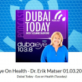 talent matser dubai eye radio