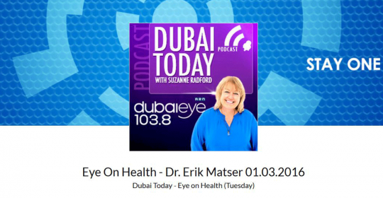 What Is Real Talent? | Dr. Matser explains on Dubai Eye Radio