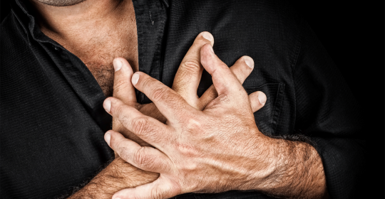 How Stress (PTSD) May Lead To Stroke And Heart Attack