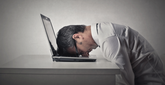 Are you tired all the time? Maybe you bumped your head – research says