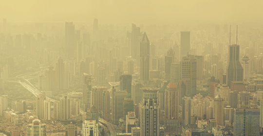 Big Surprise: Air Pollution Is The Leading Risk Factor for Stroke