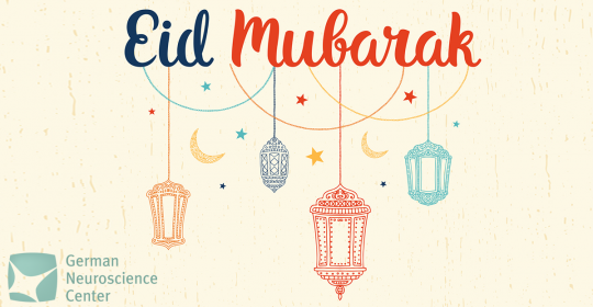 Eid Mubarak Dubai! From everyone here at the German Neuroscience Center…