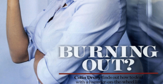 Burnout in Dubai– Friday Magazine feat Dr Erik, Neuropsychologist