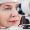 parkinsons dubai eye test