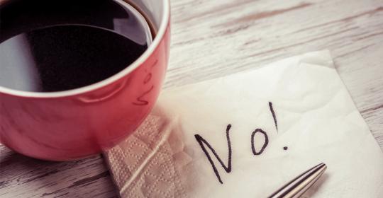 Coffee restriction might improve migraine treatment