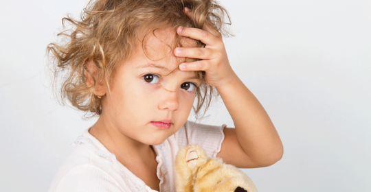 Headache In Children – Symptoms Differ From Adults