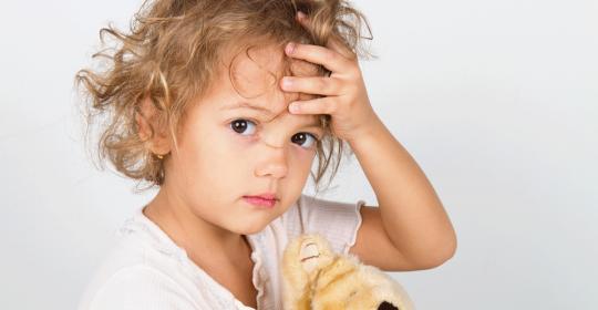 Headache In Children – Symptoms Differ From Adults