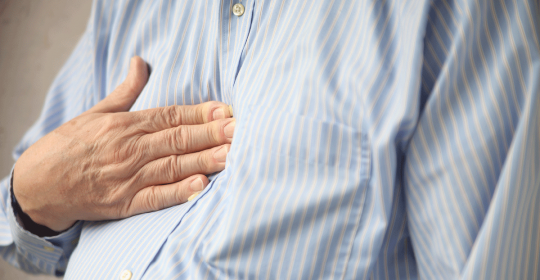 Some Heartburn Drugs May Increase Stroke Risk