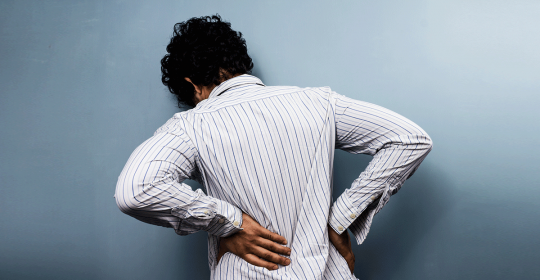 Back pain linked to increased mental health issues