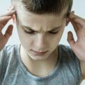headache migraine children
