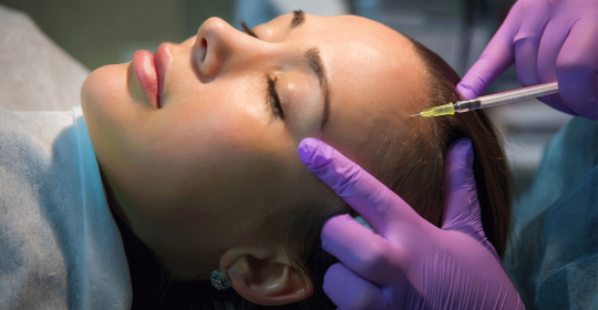 BOTOX TREATMENT for neurological conditions