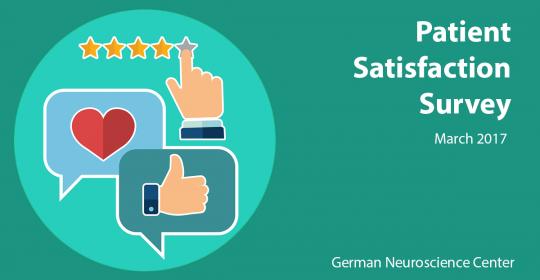 Patient Satisfaction Survey – March 17