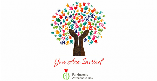 Parkinson's Awareness Day – You Are Invited