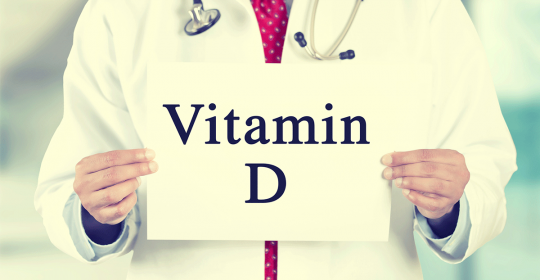 Vitamin D may be responsible for headaches, too