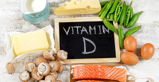 The Important Role Of Vitamin D In Pain Conditions, Such As Back Pain