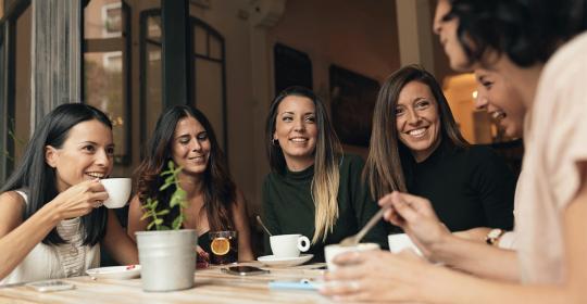 Female Support Group Dubai