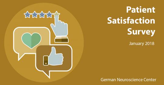 Patient Satisfaction Survey – Jan 18