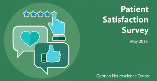 Patient Satisfaction Survey – May 18