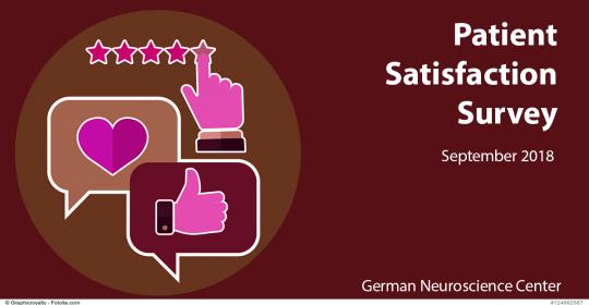 Patient Satisfaction Survey – Sep 18